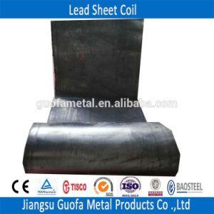 99.99% zuiver Metaal van het Blad van het Lood 1mm het Blad van het Lood van 2mm
