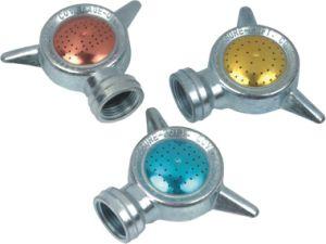 Zink-Kreisspray-haltbarer Metallaufbau