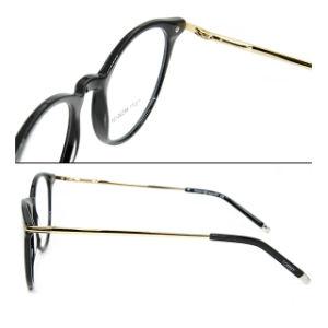 2018 het Nieuwe Frame van de Glazen van het Schouwspel van de Acetaat van het Ontwerp Optische voor Vrouwen