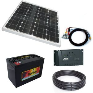 Off-Grid Kits fotovoltaicas