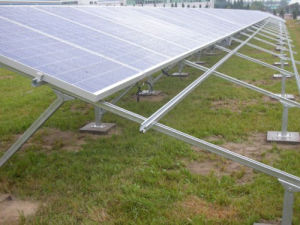 Solar Panel를 위한 PV Solar Support