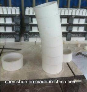 Haltbare Krümmer-Rohr-Schlaufe für abschleifende Materialien