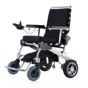 E-престол легкий вес медицинских отключил фальцевание портативный источник питания электрического скутера мобильности