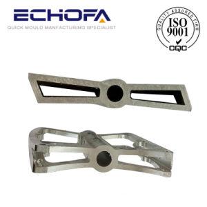 Componente de plástico moldeado a presión de aluminio y molde de inyección