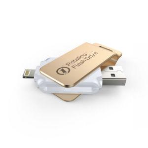 Фги аттестованных] 16ГБ 32ГБ 64ГБ 128 ГБ для iPhone, iPad iPod молнии на USB-накопитель