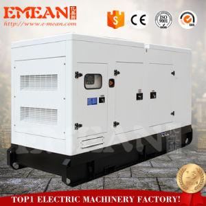 中国の製造業者の無声タイプディーゼル発電機15kw-200kw 50Hz 230/400V 3段階