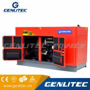 China Genlitec Power 20kVA gerador diesel silenciosa portátil