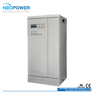 3pH SCR estática el regulador de voltaje automático de 10kVA/100kVA/3000kVA.