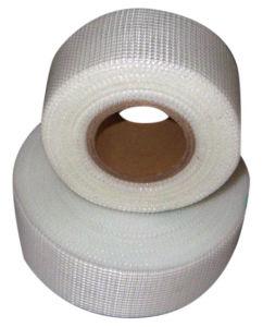 2.85mmx2.85mm、65G/M2、50mmx90mの自己接着ガラス繊維の網テープ