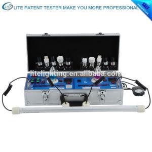 Tester di potere della visualizzazione della dimostrazione del tester di lux della lampadina del tubo fluorescente del LED CFL il TDC