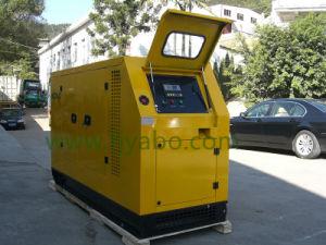 Grupo electrógeno diesel de diseño especial con EDTA