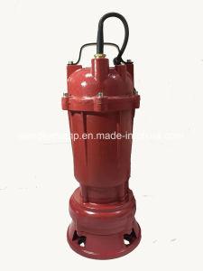 La serie Wqd bomba sumergible de Aguas Residuales de 1,5 Kw 3pulg.