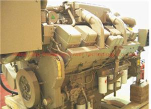 De Mariene Dieselmotor van Cummins kta38-M voor Mariene HoofdAandrijving