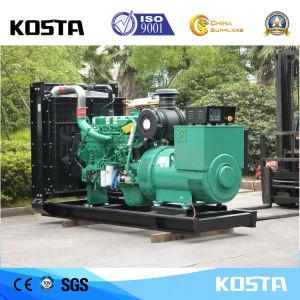 375kVA elektrische Diesel van het Type van Cummins van het Begin Open Generator