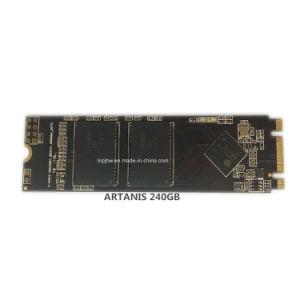 Ngff Artanis M2 60Гбайт/120 Гбайт/240 Гбайт/480 Гбайт внутреннего жесткого диска на твердотельный диск на высокой скорости 2 SSD