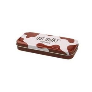 최신 판매 금속 형식 패킹 포장 사무용품 문구용품 선물 주석 필통 상자