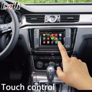 Interface de Vídeo do carro para navegação GPS VW Passat/ Golf 7 com WiFi Mirrorlink