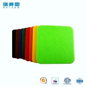 Facile à installer, écran 100% antibruit de fibre de polyester pour KTV