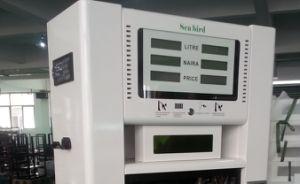 Небольшой размер сопла с двойной топливный насос дозатора для АЗС