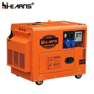 Одна фаза с цифровой панели управления генератора дизельного двигателя (DG6500SE)