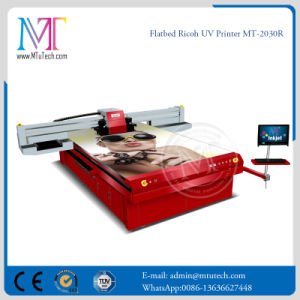 Impresora de gran formato Impresoras UV de plexiglás SGS aprobado CE