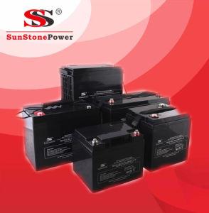 12V100ah de Armazenamento da Bateria solar de chumbo-ácido da bateria de chumbo-ácido