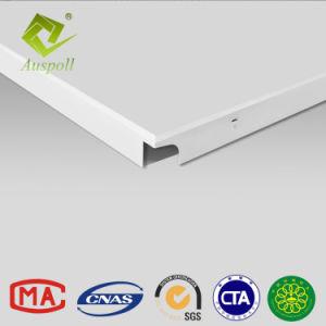 Les carreaux de plafond décoratifs en aluminium perforé