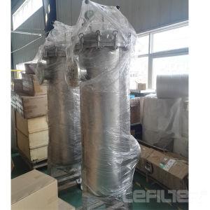 Cartucho de filtro de caja del filtro de acero inoxidable