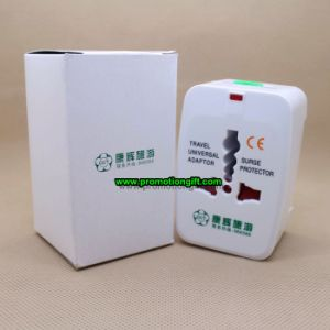 De universele Globale Adapter van de Stop van de Reis USB