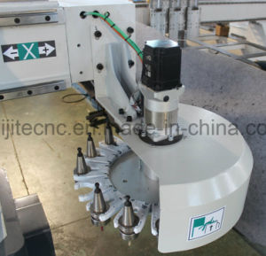 Maquinaria CNC ATC Máquina Router CNC Máquina de anidamiento