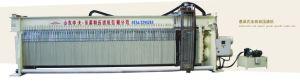Passage du faisceau de filtre à membrane de 1500 PP appuyez sur
