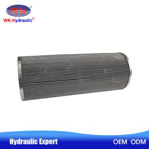 Neues Produkt-Metallineinander greifen-Hülle-Kreuzverweis-hydraulischer Filter