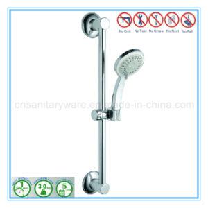 Guida rettilinea dell'acquazzone del supporto della parete degli accessori della stanza da bagno