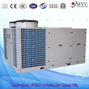 condizionamento d'aria di raffreddamento 15ton e di riscaldamento industriale dell'unità impaccato tetto