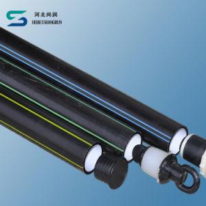 Tubo di memoria del silicone dell'HDPE con il rapporto di prezzi di rendimento elevato