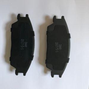 Auto Auto Peças Sobressalentes Cerâmica/Semi-Metal 58101-24A00 a pastilha do freio