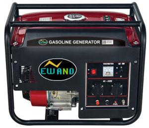 رخيصة [بورتبل] بنزين [جنرتور170ف] كهربائي حراري مولّد موقد [3كفا]