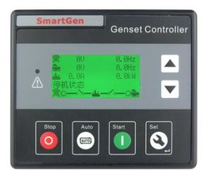 Smartgen Generator Controller mit Canbus und Amf (HGM420 CAN)
