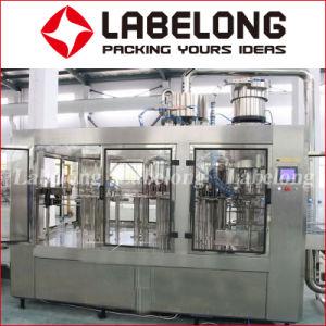 Preencha um baixo investimento máquina de enchimento de água mineral/Máquina de engarrafamento da Fábrica