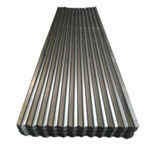 Lamiera di acciaio ondulata galvanizzata anti barretta