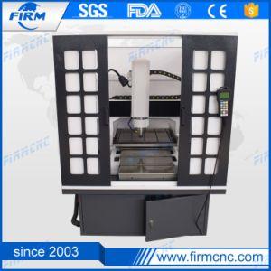 FM6060 Molde CNC MÁQUINA CNC máquina de hacer moldes de zapatos