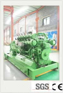 Elektriciteitsopwekking door de Generator van het Steenkolengas van het Gas 1000kw