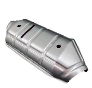 Kundenspezifisches Präzisions-Edelstahl-und Aluminium-Blech-Bauteil, welches Stück-das progressive geformte Metallstempeln bildet