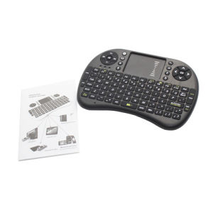 I8 Keyboard 2.4G Mini Wireless Keyboard voor TV Smart