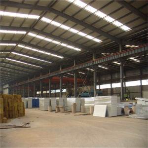 美しい鋼鉄中国の構築によって製造される倉庫