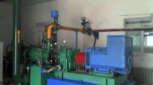 50kw 60kwの小さい蒸気発電機の低価格の高性能の最も低い生命費用