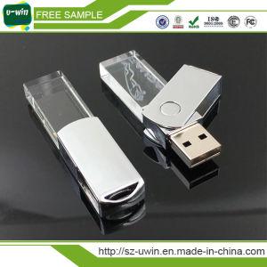 USB3.0 металлические USB флэш-диск под руководством кристально чистый флэш-накопитель USB