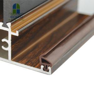 Silikon-Gummi-Nut-Fenster-Weatherstrip hölzerne Türrahmen-fehlerfreie Isolierungs-Staub-Beweis-Dichtung