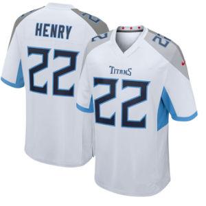 Camo 2018 Salute al servicio de Jersey camisetas de titanes 22 Derrick Henry