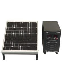 Mini portable prêt fait l'énergie solaire Système (SZYL-SPS-500W)